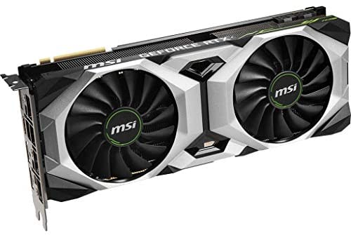 4. MSI G208TVGP11 Gaming GeForce RTX 2080 Ti