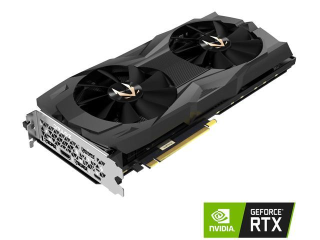 2.	ZOTAC Gaming GeForce RTX 2080 Ti AMP MAXX 11GB