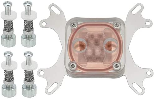 BXQINLENX Professional Special CPU Water Cooling Block