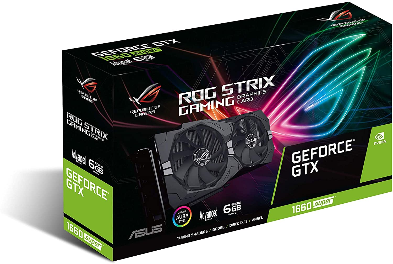 ASUS ROG Strix 1660 Super